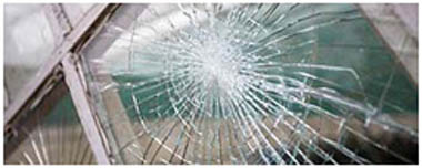 Ollerton Smashed Glass